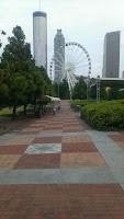 Olympic Park in Atlanta, GA