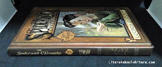 spiderwick lucinda's secret book spine