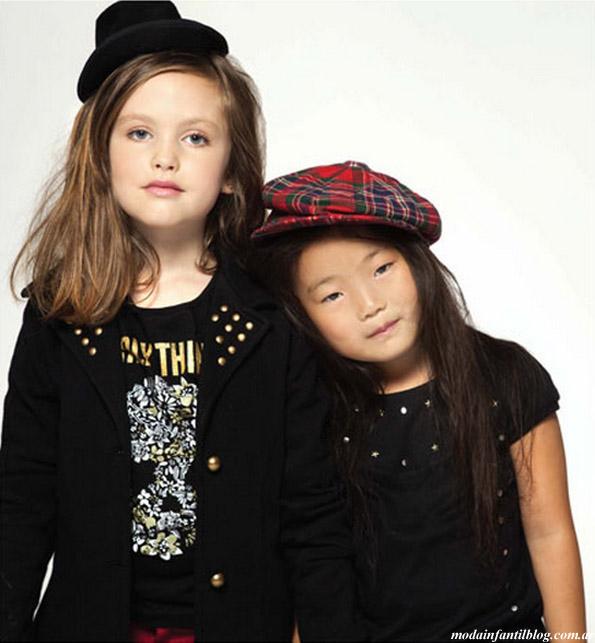 Núcleo Nenas otoño invierno 2013 moda infantil