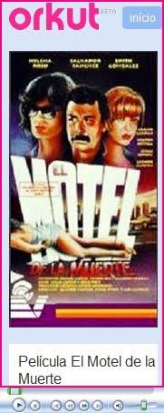 Motel de la muerte-Edith González