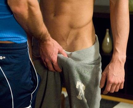Os tamanhos maiores e mais pequenos de um pênis masculino