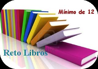 Reto 2014: Leer un mínimo de 12 libros