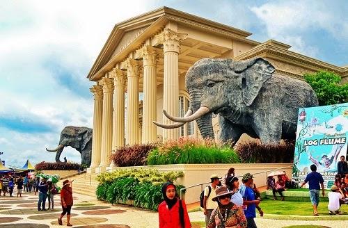 Daerah wisata Jawa Timur