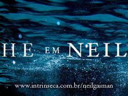 O Oceano no Fim do Caminho, Neil Gaiman e Intrínseca #MergulheEmNeilGaiman