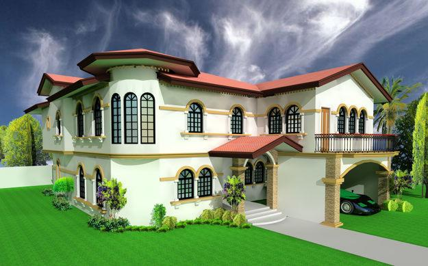 3d home design tips modern house plans designs 2014 for Home designs com