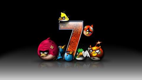 Cosas de Kiko: Angry Birds