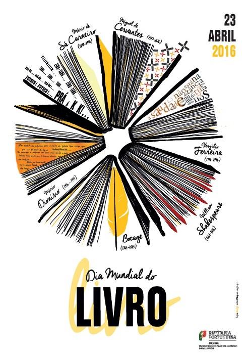 Dia Mundial do Livro e dos Direitos de Autor
