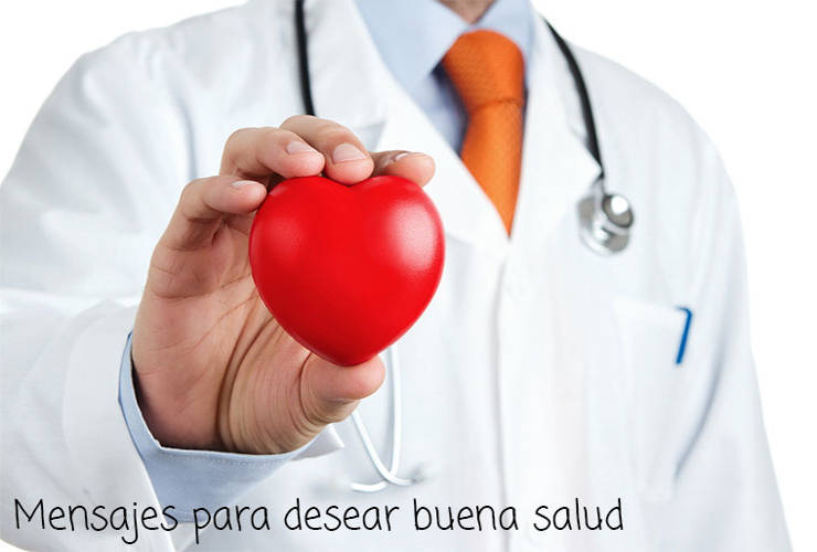Mensajes para Desear Buena Salud