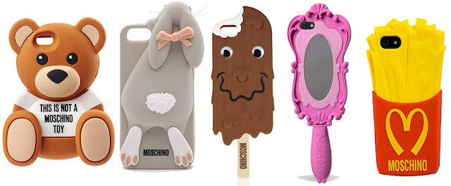 Iphone cases Moschino