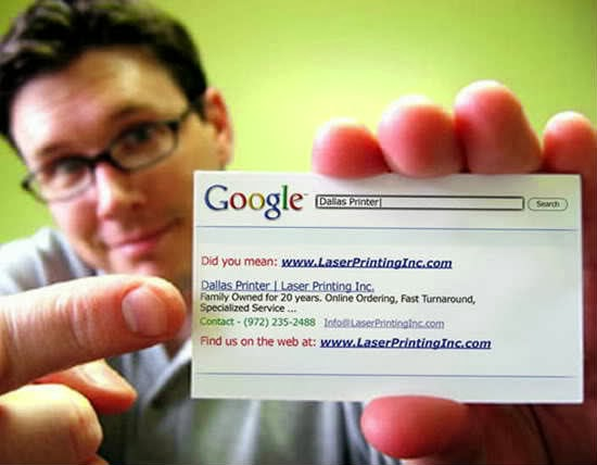 Creative business card idea+Google search like business card+Interesting business card to attract customers clients+Funny business card idea | Google search business card | Google design business card model | Innovation on creating new type business cards
