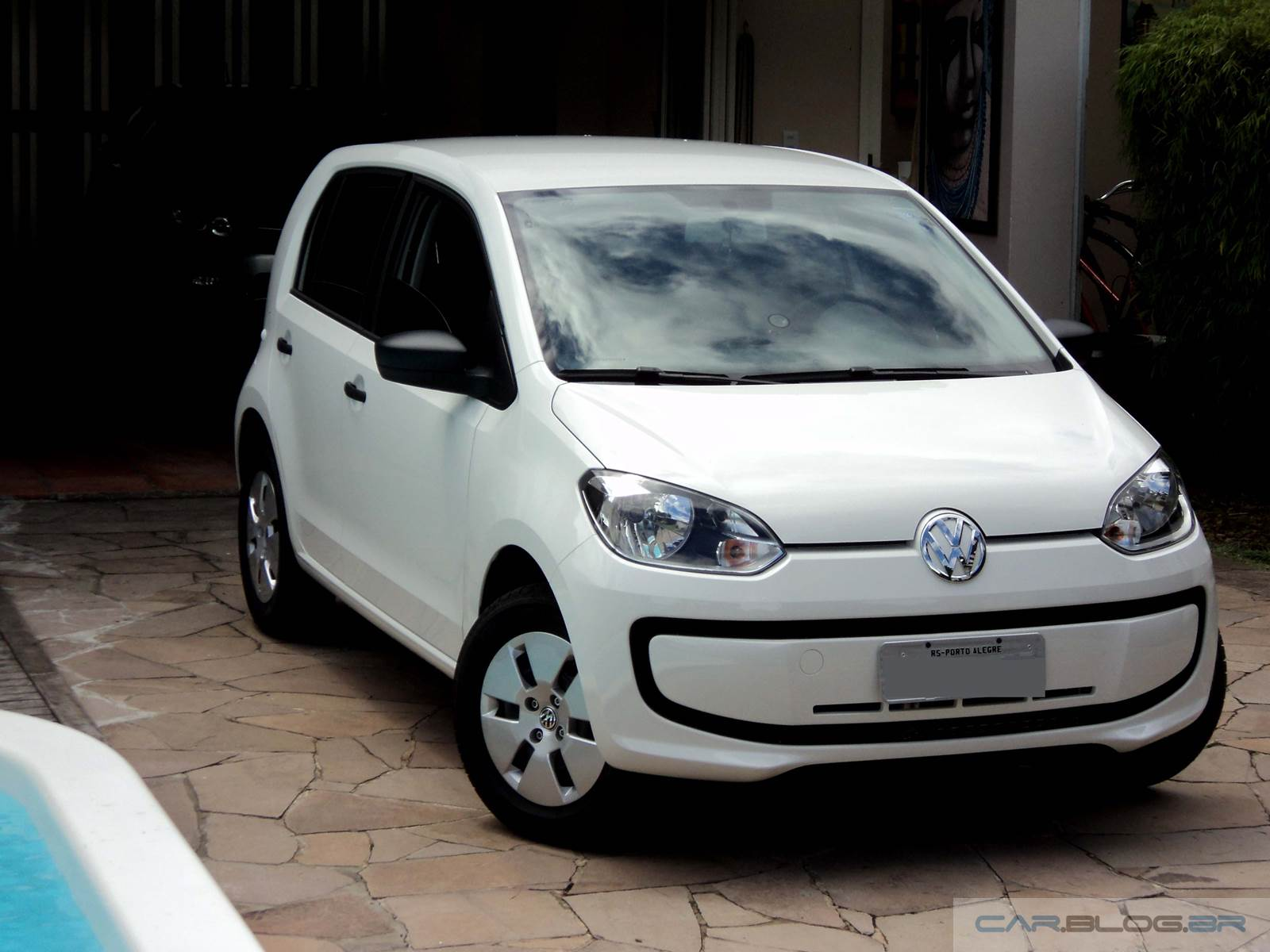volkswagen up take propriet rio relata suas impress es car blog br. Black Bedroom Furniture Sets. Home Design Ideas
