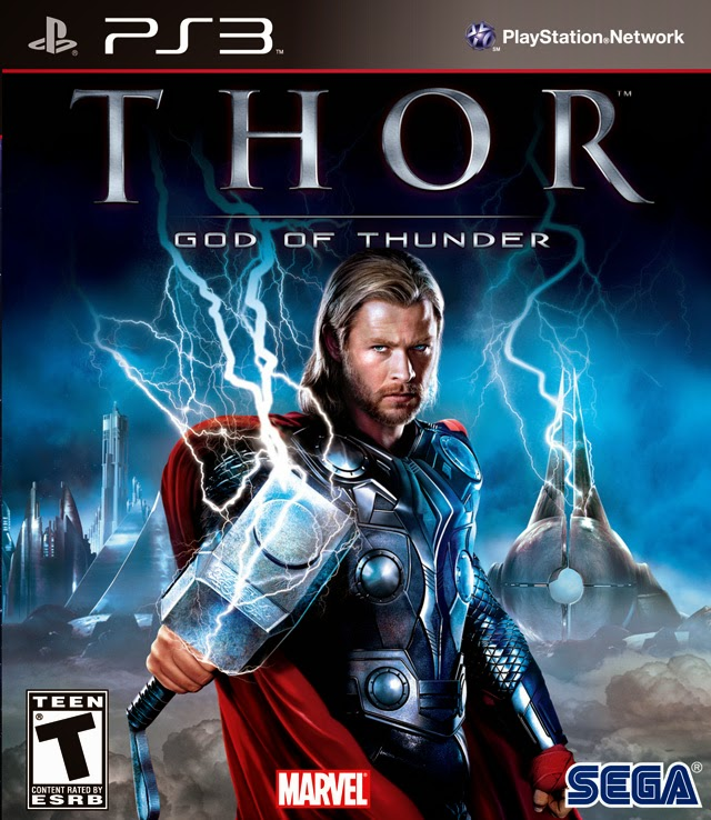 Thor - God of Thunder PS3