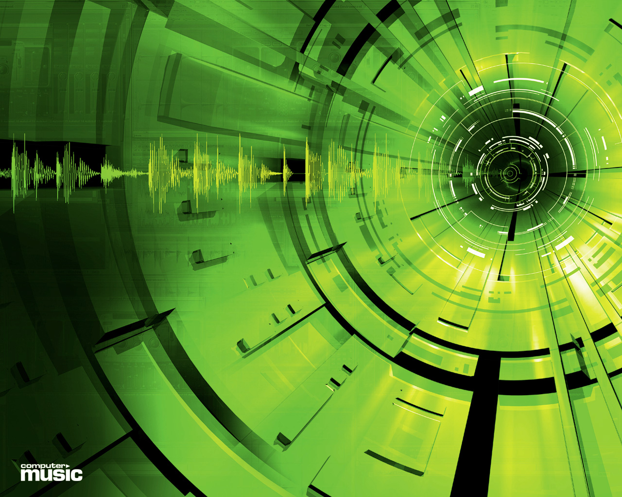 Techmusic-pump: Electronic Music Wallpapers