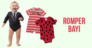 Memilih Romper Bayi yang Tepat untuk Si buah Hati
