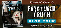 FRACTURED TRUTH Cover Reveal & Giveaway