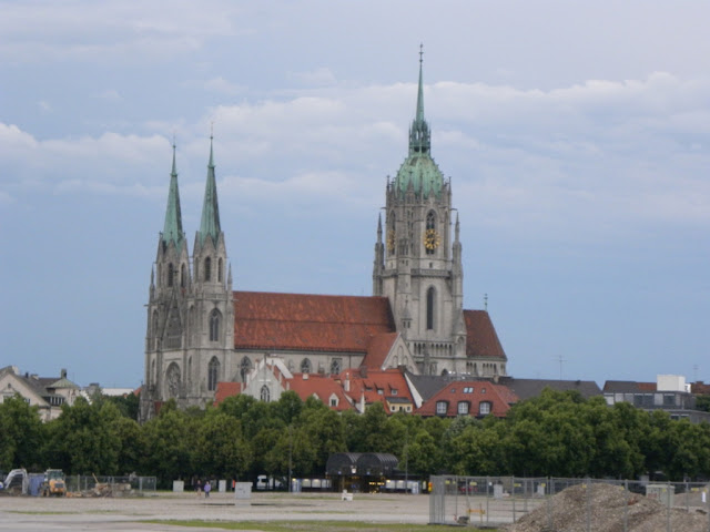 Saint Paul's Church Munich