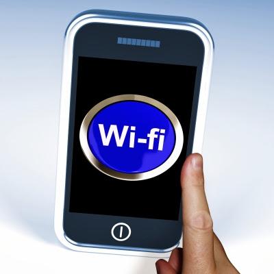 wifi, Itálie, mobil, internet,