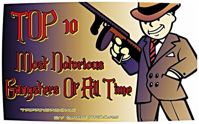 "Al Capone, Albert Anastasia, Carlo Gambino, Celebrities, Charlie ""Lucky"" Luciano, Crime, Frank Costello, Gangsters, John Gotti, Meyer Lansky, Pablo Escobar, Top 10, Mob, Mafia, tapandaola111"