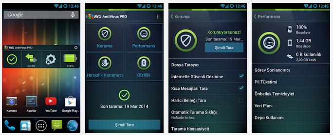 AVG Pro v4.0.1.2 Android APK