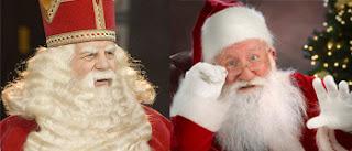 Perbedaan Sinterklaas vs Santa Claus...!!!