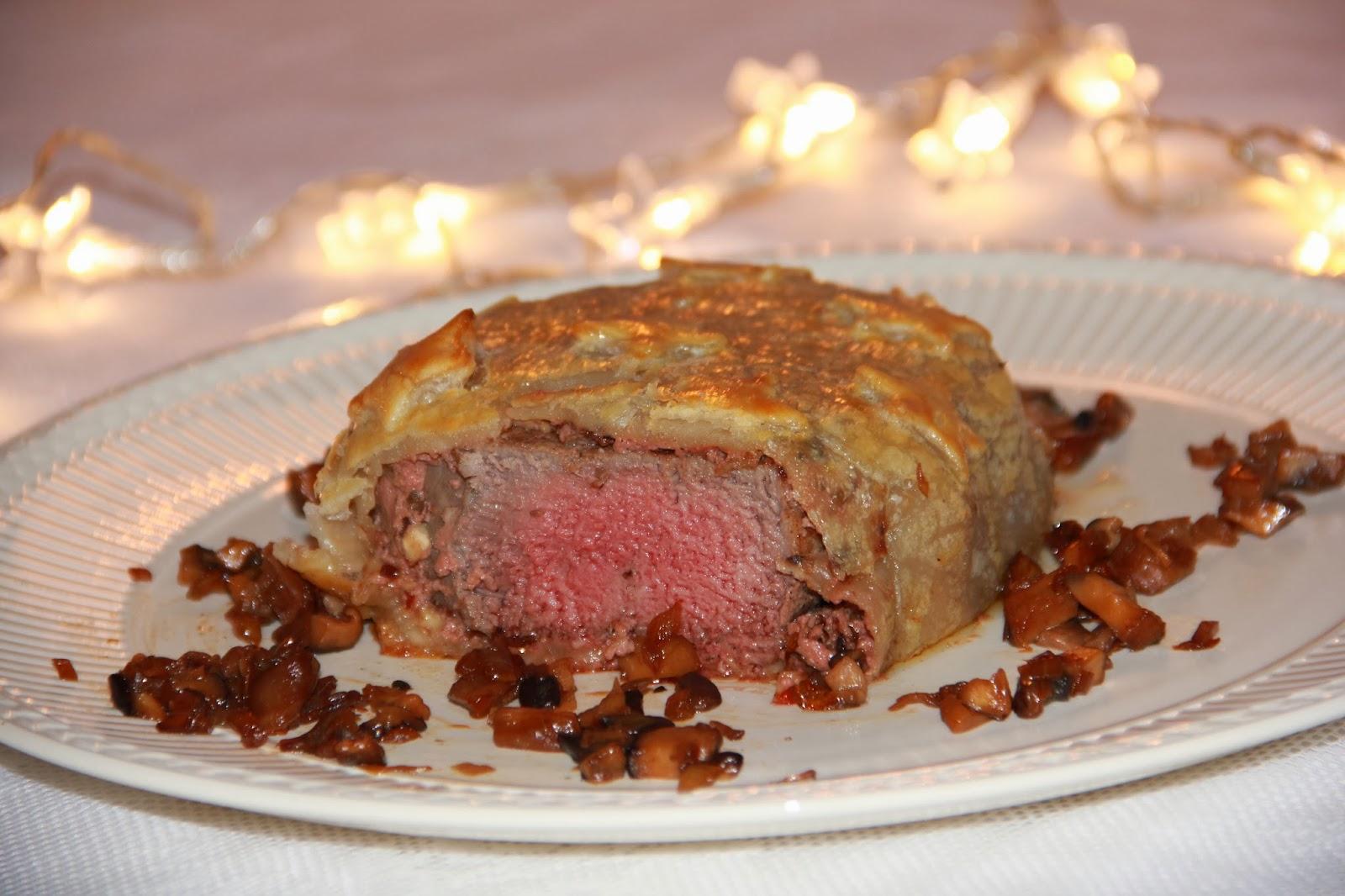 kertmenu 2013 - Beef Wellington - www.desmaakvancecile.com