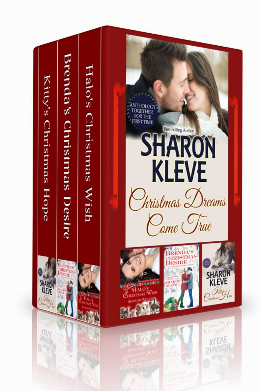 http://www.amazon.com/Christmas-Dreams-Come-Sharon-Kleve-ebook/dp/B00O982PIE/ref=sr_1_4?s=books&ie=UTF8&qid=1421614182&sr=1-4&keywords=sharon+kleve