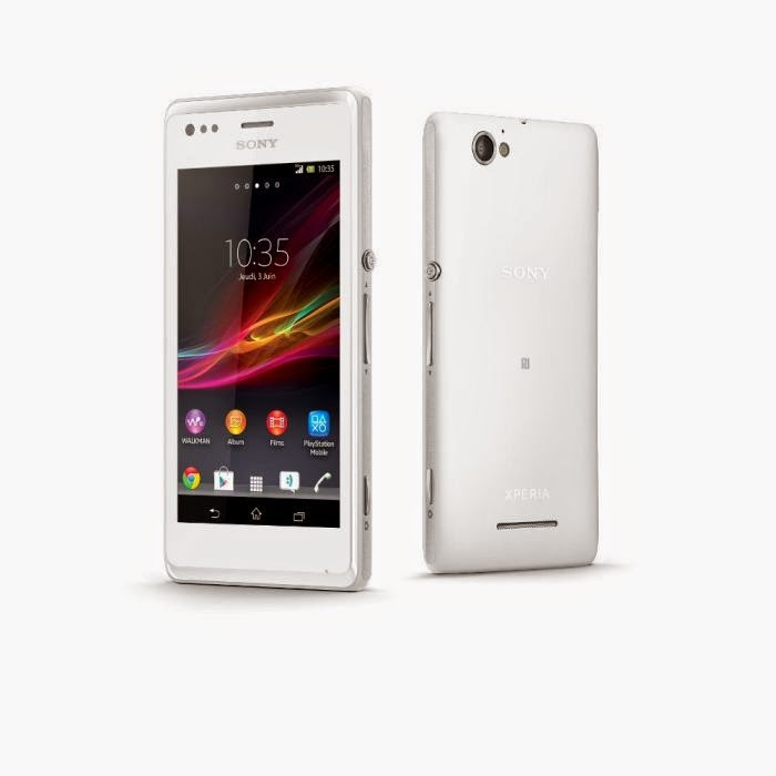 Comparatif Sony Xperia M Blanc - Smartphone 4 Pouces