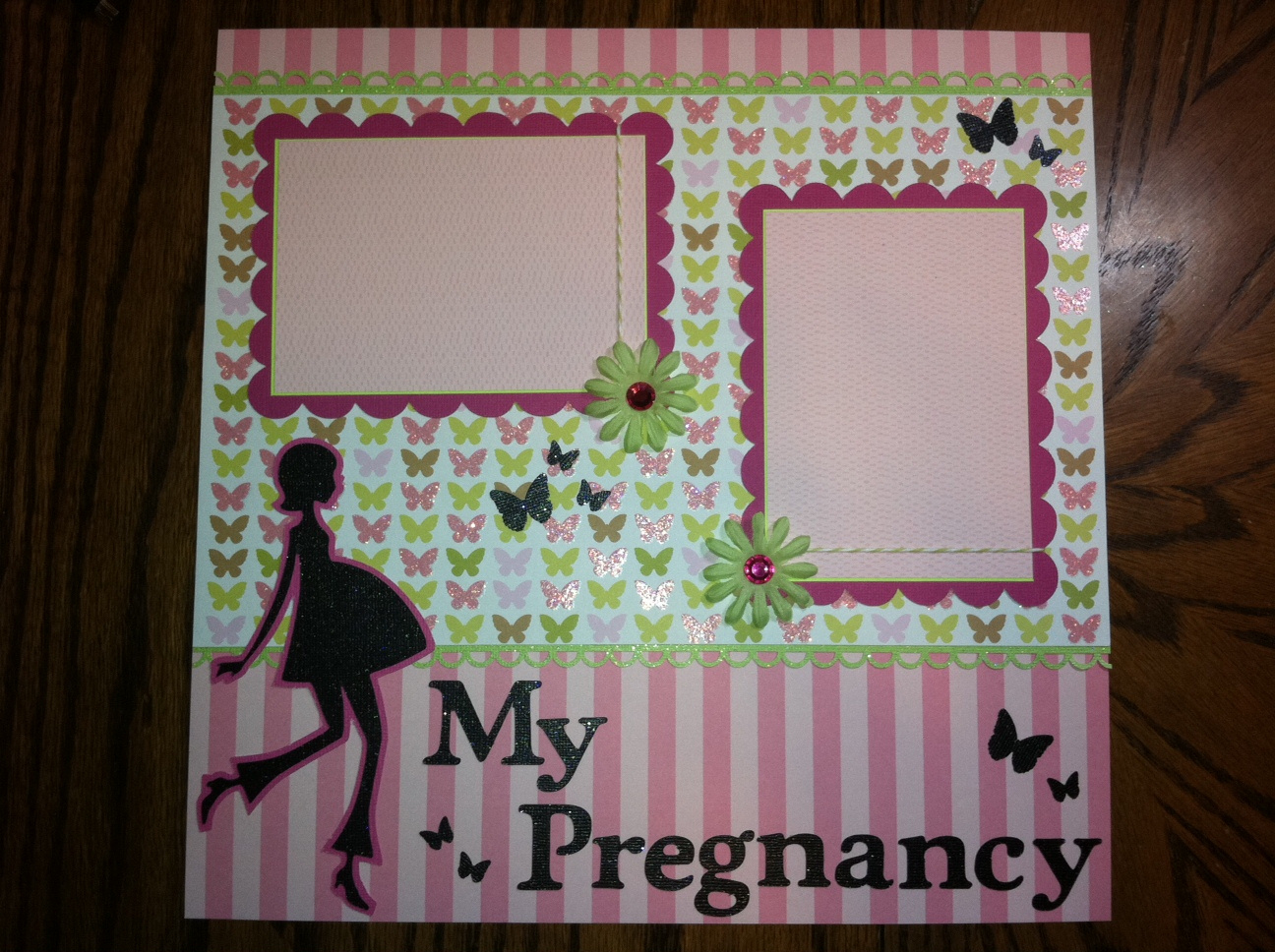 Paper crafts by candace kimi 39 s baby shower blog hop for Baby shower paper crafts