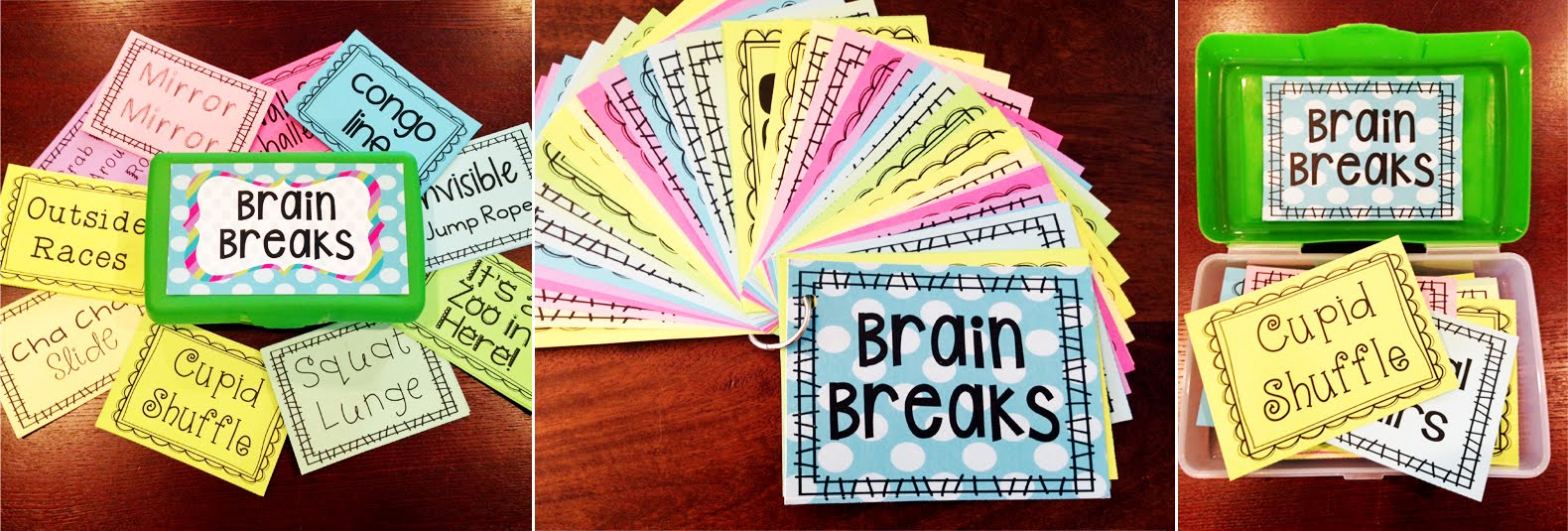 brain breaks! | thehappyteacher