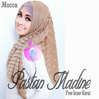 Inilah Model Hijab Pashmina Modern Instan Terbaru image