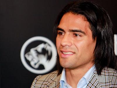 Falcao, el mejor jugador del mundo (Globe Soccer Awards)