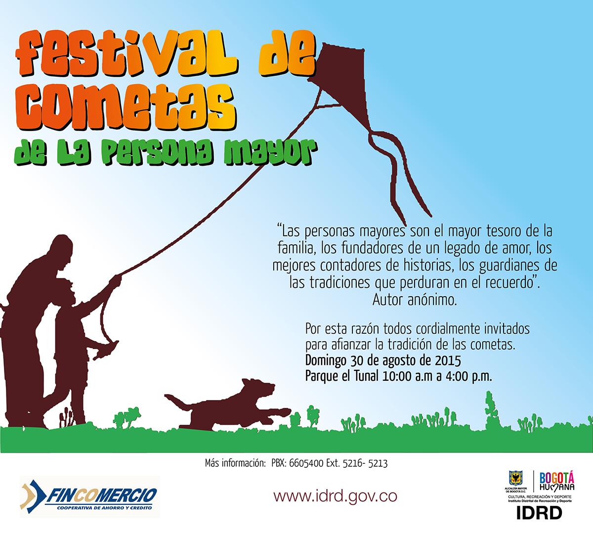 A elevar cometas con buenos vientos en el Parque El Tunal ! | Zona ...
