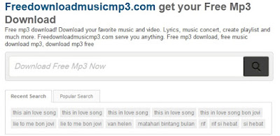 Download MP3 Gratis hanya di www.freedownloadmusicmp3.com
