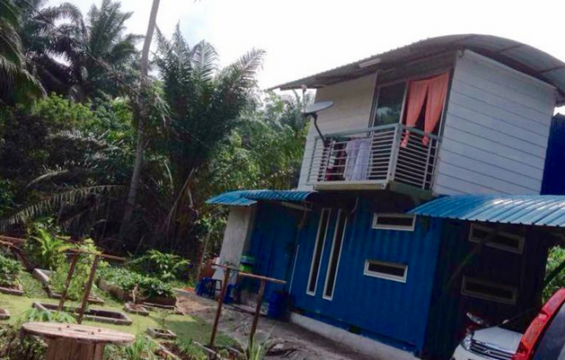 rumah kos rendah di malaysia