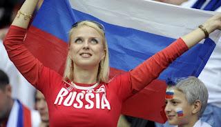 Mujeres lindas eurocopa