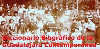 Dicionario Biográfico de Guadalajara