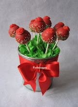 Buket af cakepops