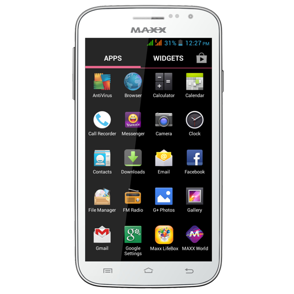 Maxx AX505 Duo Specifications launched at a price of Rs 9999