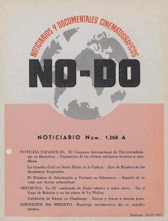 Candelario, Bejar, Sequeros y Miranda del Castañar en el NODO