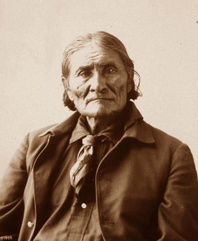 geronimo a great american leader history essay What were the causes and effects of the great chicago fire what role did specific native american leaders play in the relations between the what does the short history of the all-american girls professional baseball league.