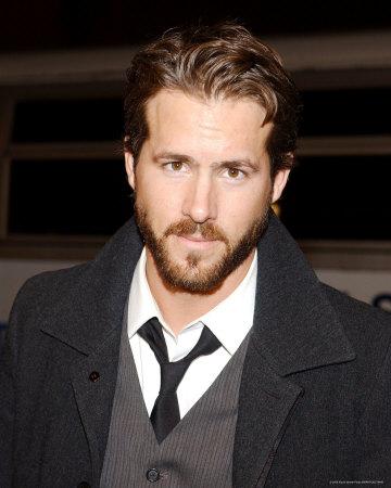 Ryan Reynolds beard style