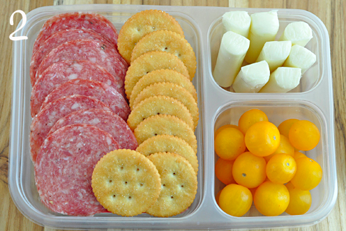 Healthy Back-to-School Lunch Ideas