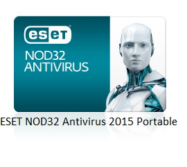 ESET NOD32 Antivirus 2015 Portable Crack Keygen Patch