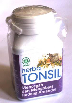 Cara Mengobati Amandel Secara Alami Dengan Herbal ...
