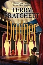 Dodger by Terry Pratchett US cover