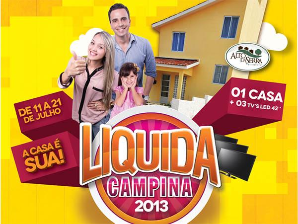 Liquida Campina 2013