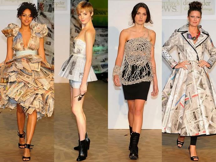 Эко-мода: как все начиналось