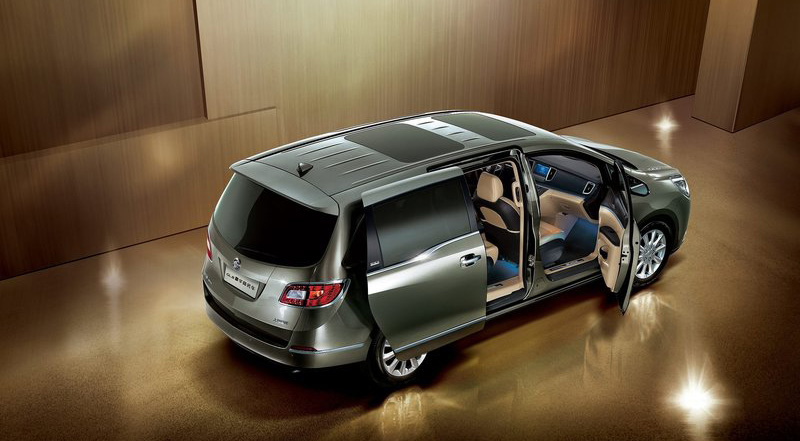 Buick Gl8 2011 Top Gear