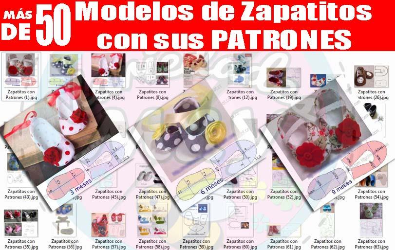 Variedades M&Y: MegaColección Zapatitos para Bebé Niños y Niñas