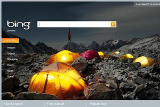 Tehnik SEO Untuk Bing Search